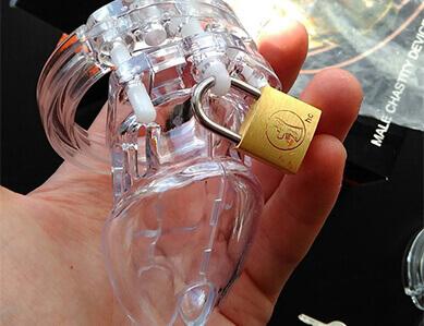 Мужской пояс верности CB 6000-S. Распаковка, обзор, фото
