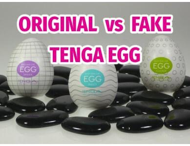 Мастурбаторы TENGA EGG. Различия оригинальных Японских яиц тенга от китайских подделок.