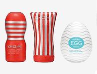 Яйца и тубы TENGA