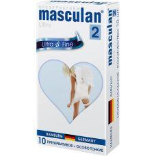 Презервативы Masculan Ultra особо то..