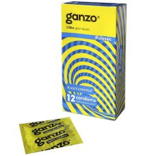 Презервативы Ganzo classic классичес..