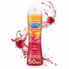 Гель-смазка Durex Play Very Сherry со вкусом вишни 50 ..