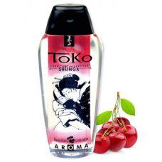 Лубрикант Shunga Toko Aroma с ароматом вишни 165 мл
