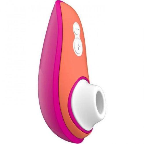 Womanizer Liberty вакуум-волновой стимулятор клитора, ярко-розовый