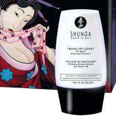 Возбуждающий крем для точки G Shunga..