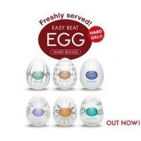 Набор мастурбаторов Tenga Egg HARD BOILED PACKAGE (ОРИГИНАЛ)