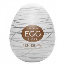 Мастурбатор яйцо Tenga Egg Silky II ..