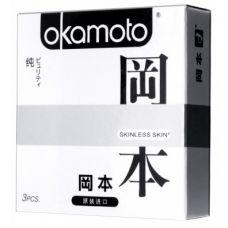 Презервативы Okamoto Skinless Skin к..