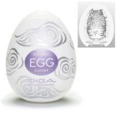 Мастурбатор яйцо Tenga Egg Cloudy (О..