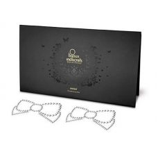 Пэстисы Bijoux Mimi Bow Silver сереб..