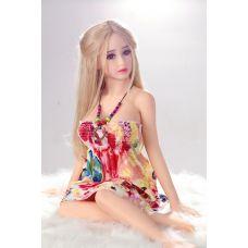 Кукла для секса с металлическим скел..