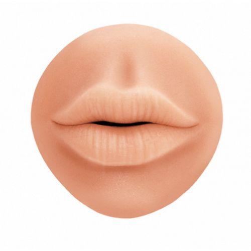 Реалистичный мастурбатор-ротик Satisfaction Sweet Lips
