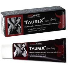 Пролонгирующий крем с экстрактом яиц быка Taurix Extra..