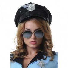 Фуражка полицейского винил..