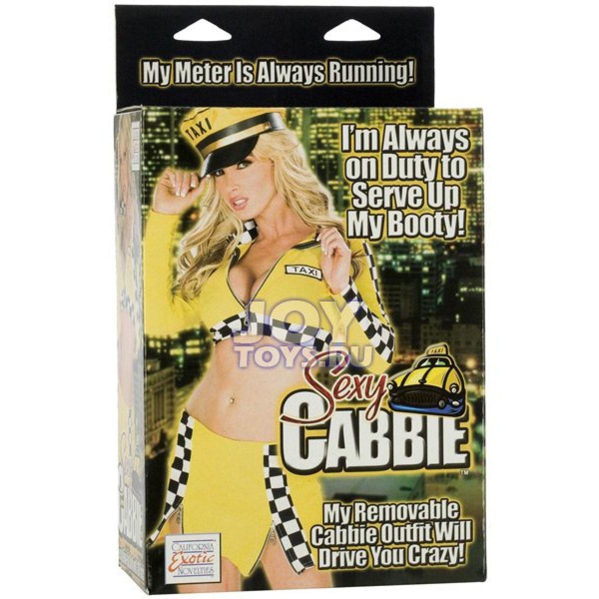 Надувная эротическая кукла Sexy Cabbie