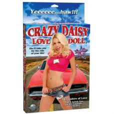 Надувная кукла для секса Crazy Daisy..