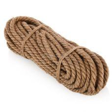 Бондажная верёвка из джута 10 метров..