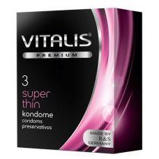 Презервативы Vitalis Premium №3 Supe..