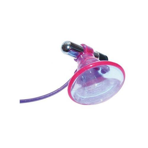 Помпа для сосков с вибрацией Ultraviolett