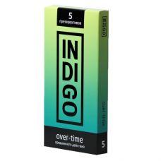 Презервативы Indigo Over-time №5 про..