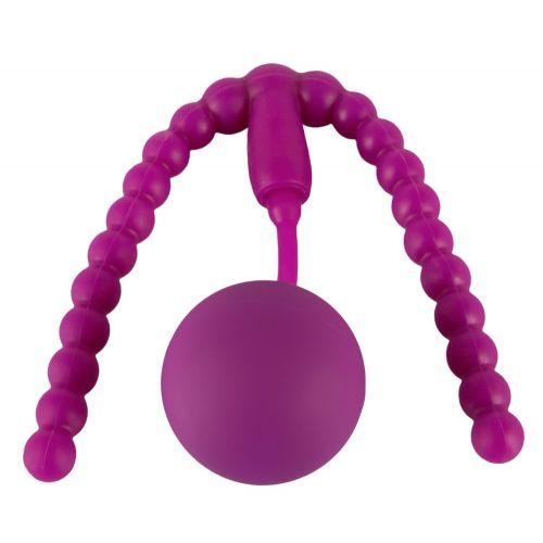 Вагинальный шарик с цепочкой-расширителем You2Toys