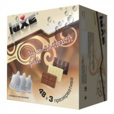 Презервативы Luxe Trio №3 Шоколадный..