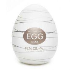 Мастурбатор яйцо Tenga egg Silky (Ор..