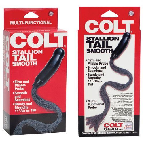 Анальный фаллос с хвостиком Colt