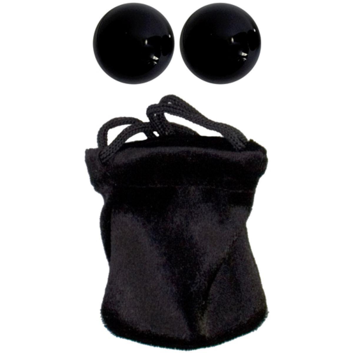 Вагинальные шарики X-Large Ben-Wa Black