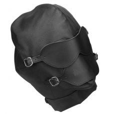 Бондажный шлем..