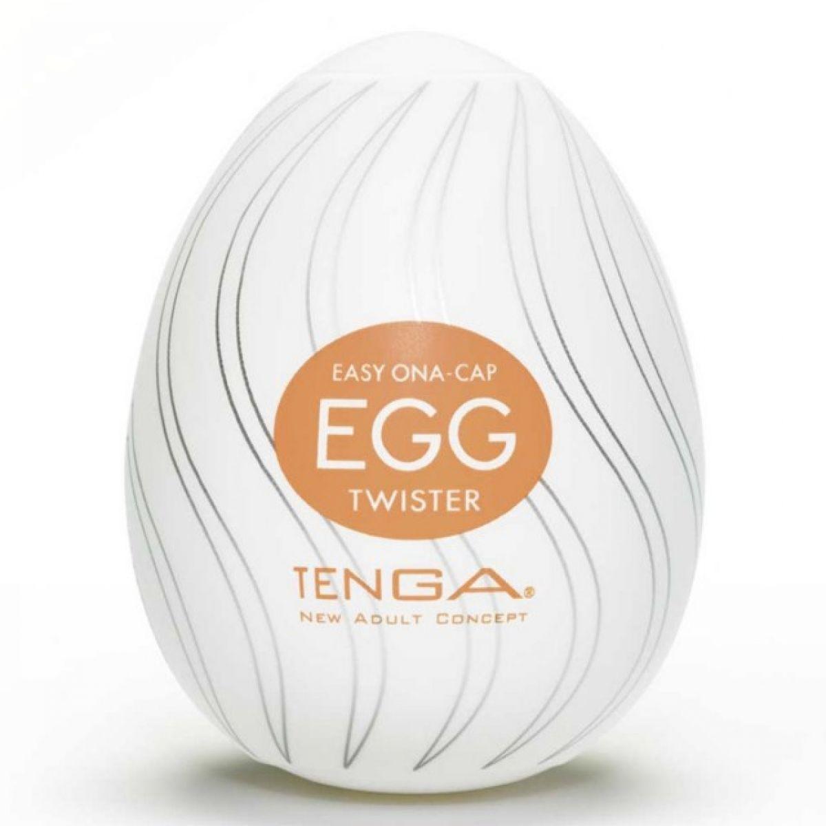 Мастурбатор яйцо Tenga egg Twister (Оригинал)