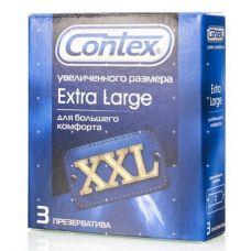 Презервативы Contex №3 Extra Large увеличенного размер..