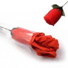 Подарочная роза-сюрприз Rose..
