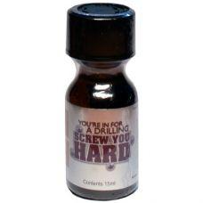 Попперс Screw You Hard 15 ml (Велико..