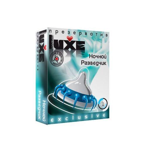Презервативы Luxe №1 Ночной разведчик