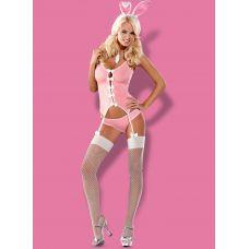 Костюм Розовый Кролик Bunny suit S/M..
