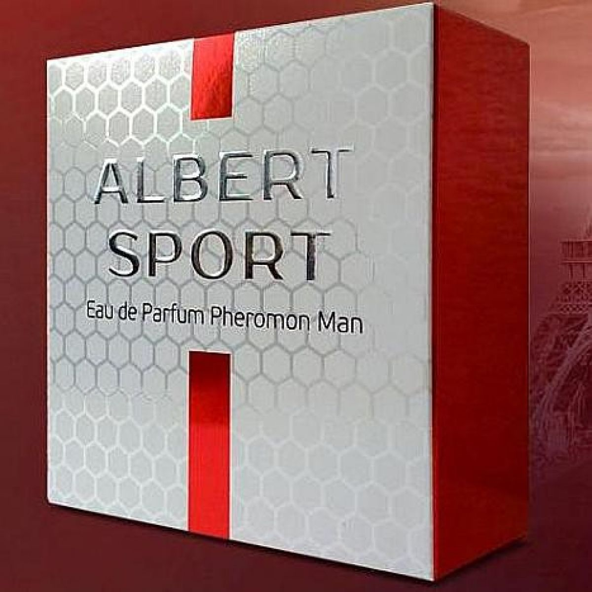 Парфюмерная вода с феромонами Natural Instinct Albert Sport 100 мл