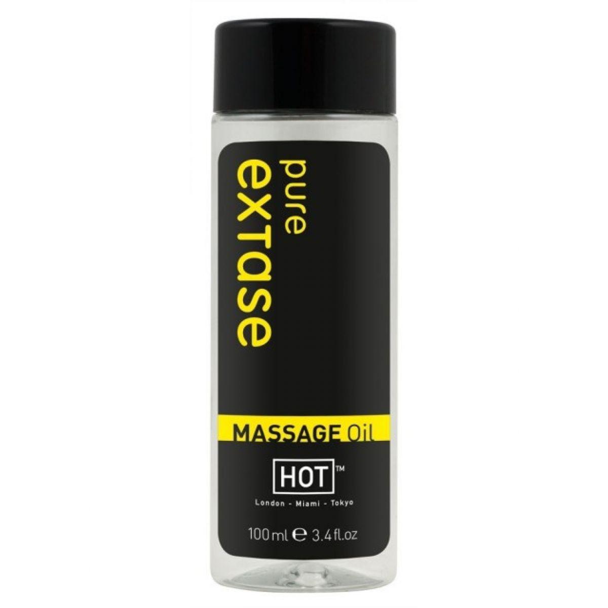 Массажное масло для тела Экстаз Пьюр 100 мл