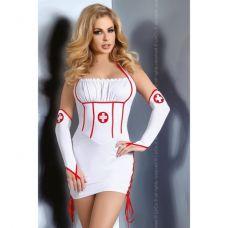 Ролевой костюм горячей медсестры Raisa S/M..