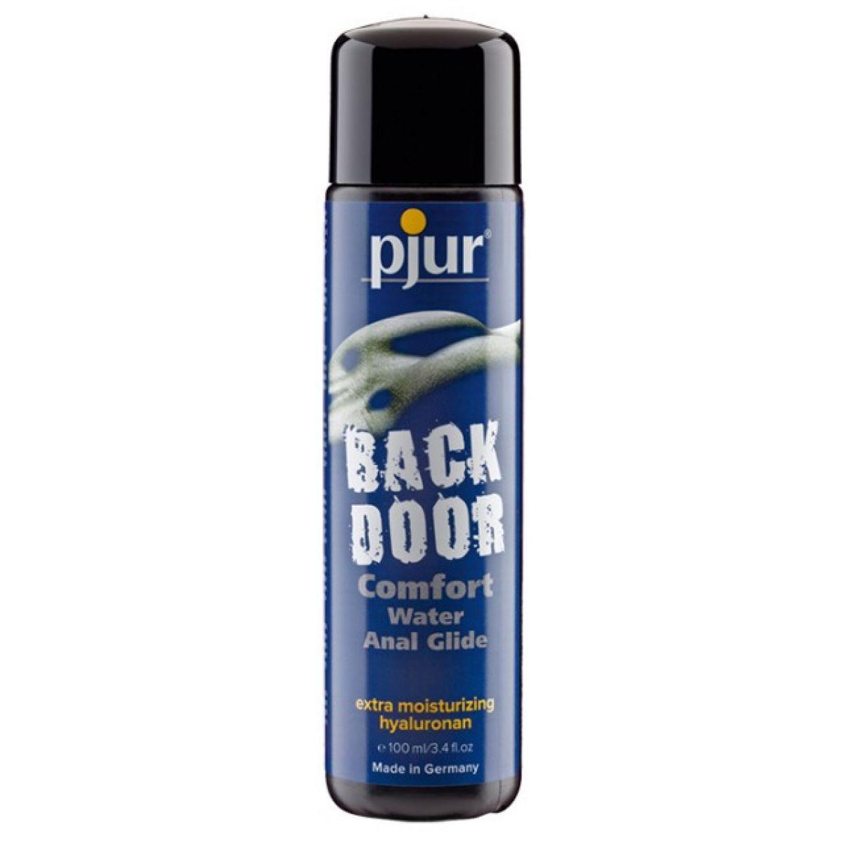 Концентрированный анальный лубрикант pjur back door Comfort Water Anal Glide 100 ml