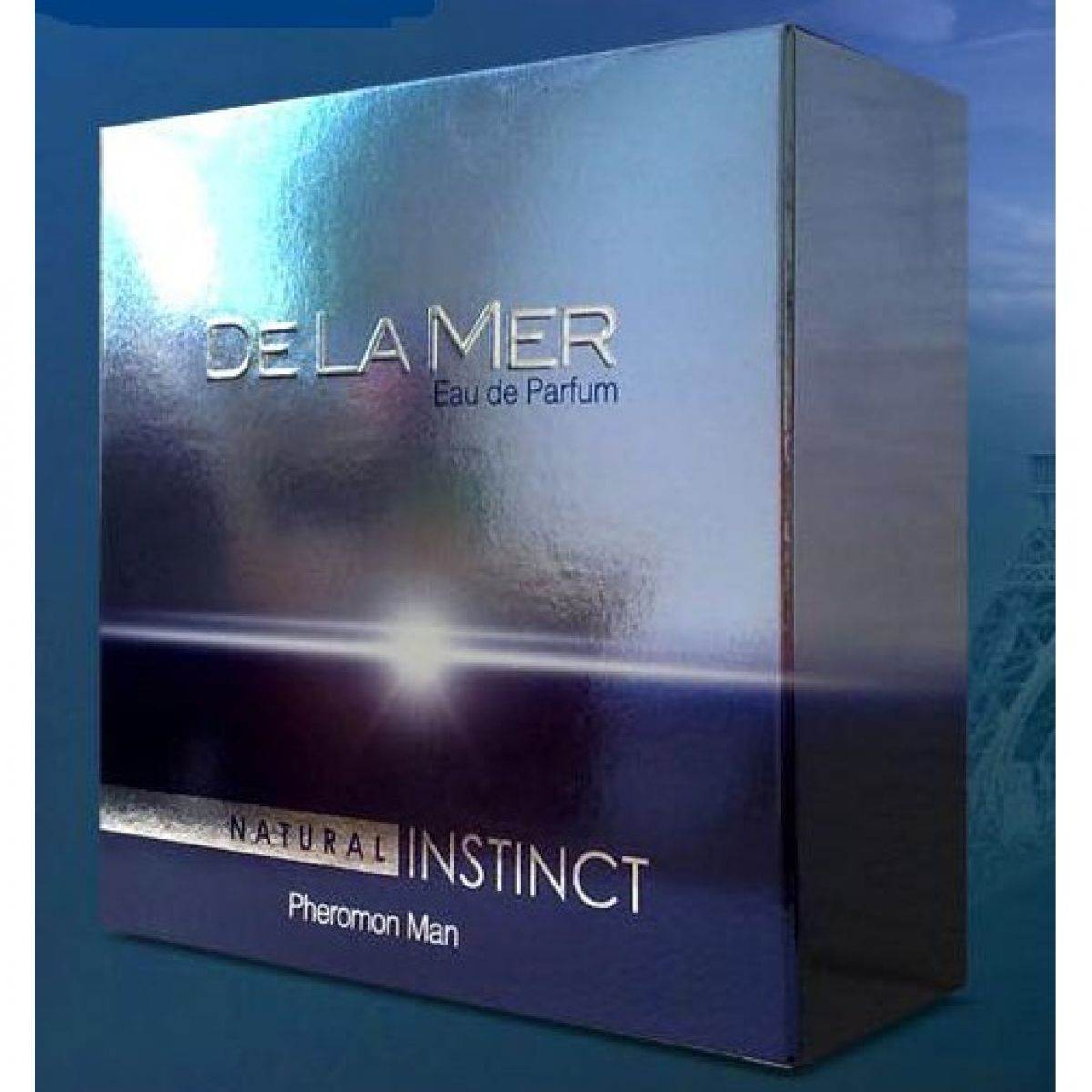 Парфюмерная вода с феромонами Natural Instinct De La Mer 100 мл