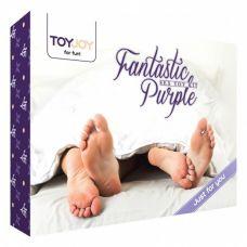 Эротический набор Fantastic Purple Sex Toy Kit..