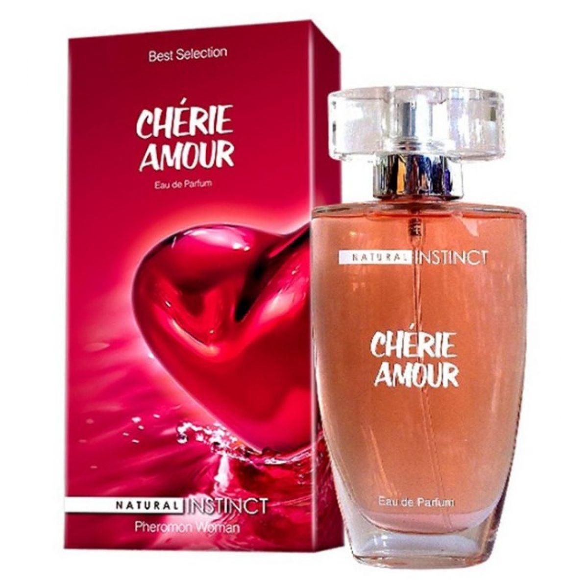 Духи с феромонами Cherie Amour Natural Instinct 50 мл женские