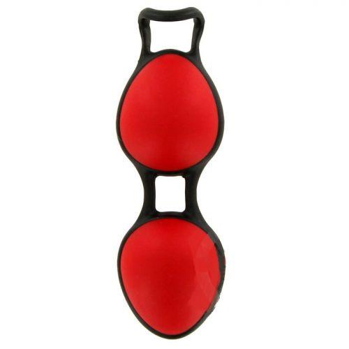 Вагинальные шарики Joyballs secret красные