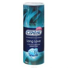 Гель-смазка Contex Long Love с охлаж..