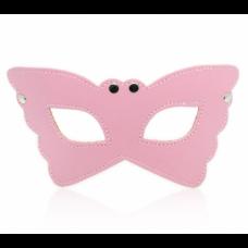 Розовая маска БДСМ..