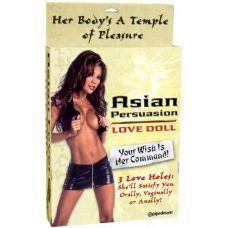 Надувная кукла для секса Asian Fever..