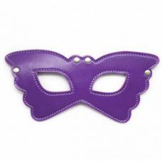 Фиолетовая маска БДСМ..