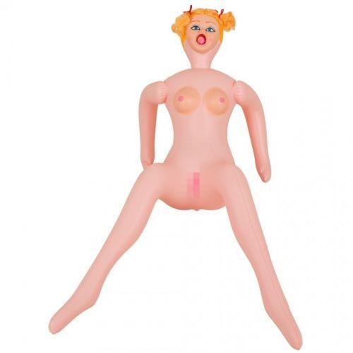 Кукла Клаудия с рыжими хвостиками