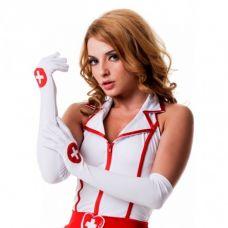 Перчатки медсестры..